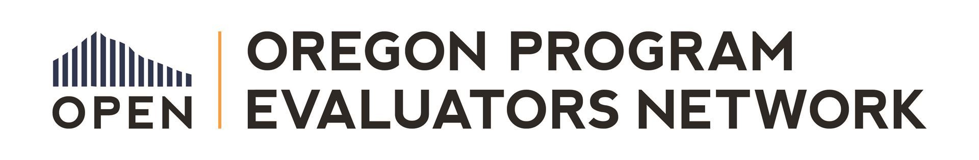 Oregon Program Evaluators Network (OPEN) logo